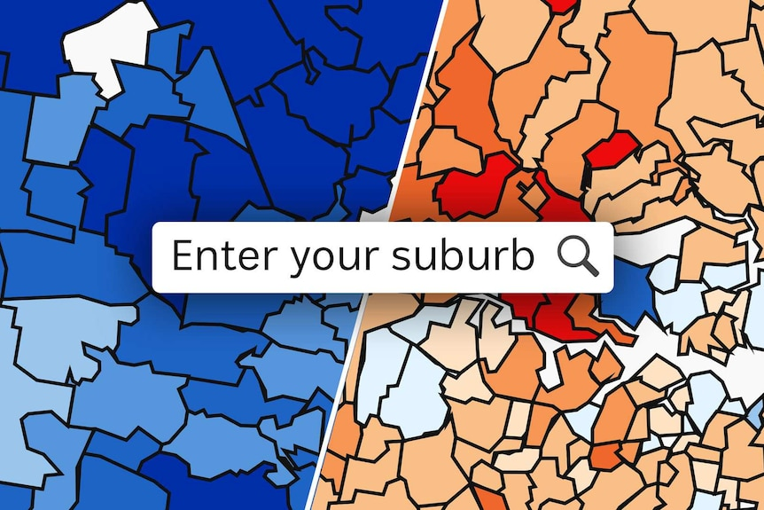How has the property slump affected your suburb?