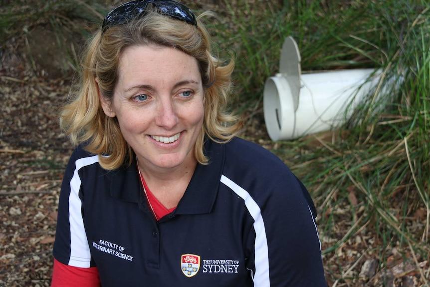 Dr Carolyn Hogg researcher for Australasian Research Genomics program