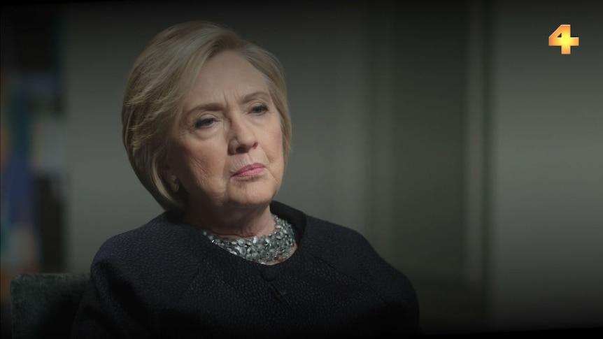 Hillary Clinton says WikiLeaks has lost any claim to legitimacy.