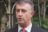 Queensland Opposition police spokesman Tim Mander
