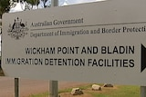 Wickham Point and Bladin Immigration detention centres