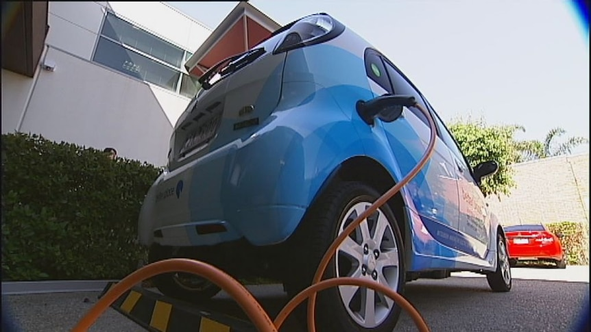 Australia is choking on exhaust while Estonia wins the electric car race