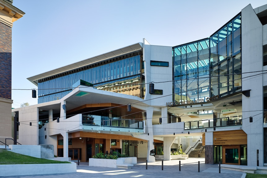 University of Queensland's Oral Health building will showcase its state of the art technology and architecture.