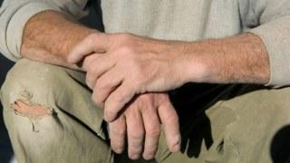 SDOH workmans hands